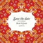 Vector Save The Date