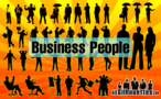40 Vector Business People