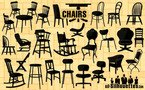 28 Free vector chairs