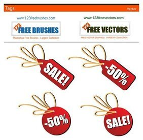 Sales tags free
