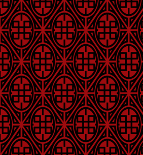Vector Wallpaper Pattern and Brush