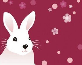 Rabbit Year Art