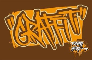 Graffiti - Design Tommy Brix