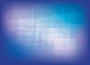 Abstract Blue & Purple Background