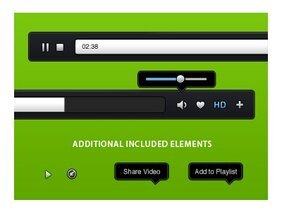 Video Player [.PSD Source]
