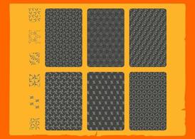 Stylish Seamless Vector Patterns