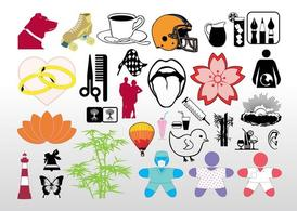 Cool Vector Clip Art Pack