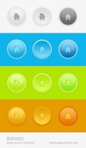 Home Buttons Variations