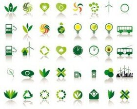 Stock Illustrations Web-Icons