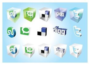 Social Bookmark Icons