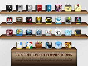 Customized Upojenie Icons