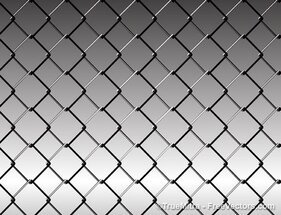 Metallic Lattice Background