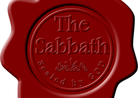 Vector Wax Seal The Sabbath