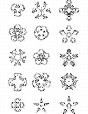 15 Decorative Free Vector Elements Edition 5