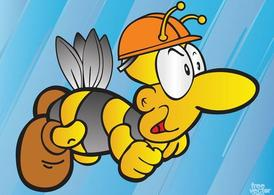 Abeille Cartoon