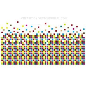 CUBES IN COLORS VECTOR BACKGROUND.eps