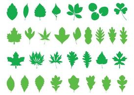 Leaves Silhouettes Pack
