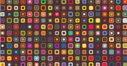 Square Vector Pattern Background