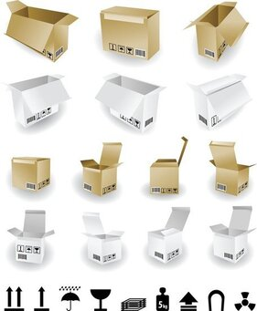 Cartons And Shipping Identification