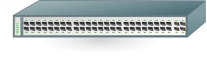 Cisco netwerk Ethernet Gigabit Switch