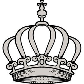 CROWN FREE VECTOR.eps