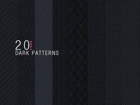 20 の暗い Patterns(PAT)
