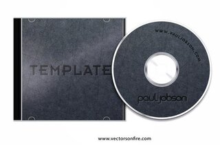 CD Template by Paul Jobson