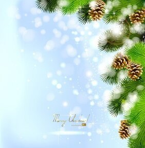 Beautiful Christmas Background
