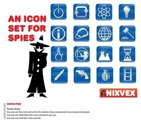 NixVex Icons for Spies