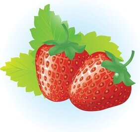 Free Fresh And Tasty Strawberries