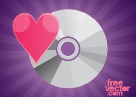 CD With Heart