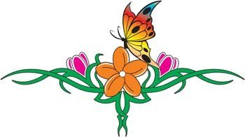 Butterfly Vector 17