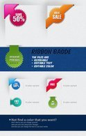 Combinaisons de Badges et rubans