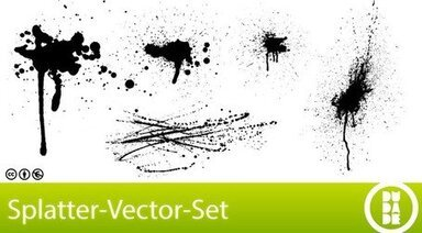 Free Splatter-Vector-Set