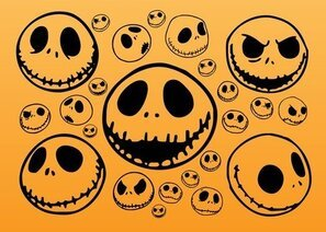 Jack Skellington vectores