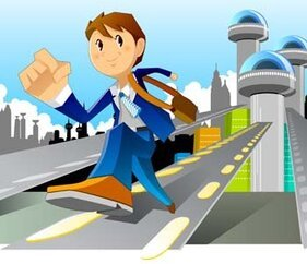 Travelling vector 14