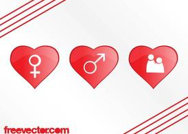 Relationship Icons Graphics