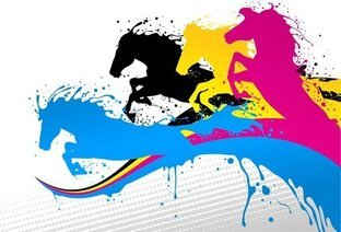 Cmyk Color Theme