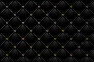 Black Checkered Tile