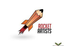 Rocket Artists - Rocket Logo