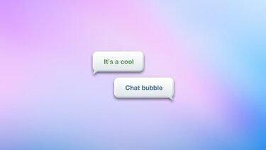 Bubble Chat