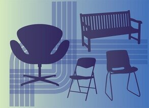 Interieur Design vectoren