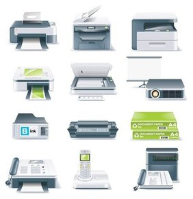office equipment icon