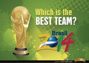 Brasilien 2014 World Cup Best team