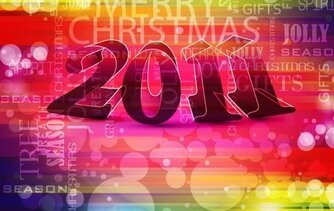 Color 3D 2011 Holiday Christmas Icons