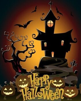 Halloween Vector Illustration Graphic