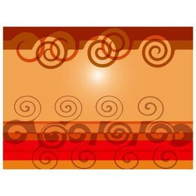 TWIRL ABSTRACT DESIGN VECTOR.ai