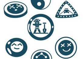 Free Vector Ring Icons