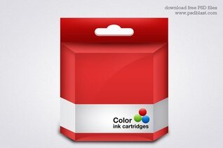 Vector Ink Cartridge template