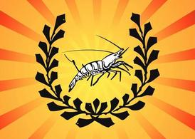 Shrimp Logo